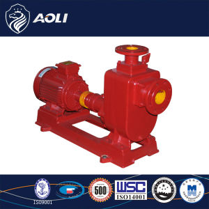 Zx Fire Fighting Self-Priming Water Pump pictures & photos