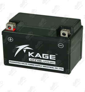 Motorcycle Battery (GTZ10S) 12V-8.6Ah
