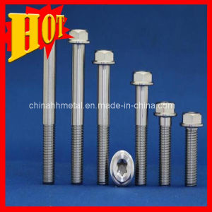 High Quality JIS DIN Titanium Bolts Nuts pictures & photos