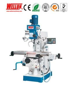 Universal Drilling Milling Machine (Universal Milling Drilling Machine ZX6350C) pictures & photos