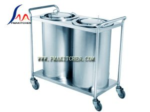 Plate Warmer Cart, 140 to 200 Plate pictures & photos