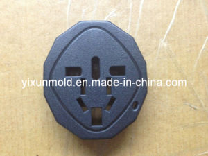 Plastic Injection Mold Adapter Plug pictures & photos