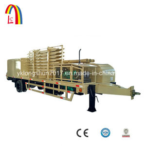 240 China Make Arch Steel Roof Building Roll Forming Machine pictures & photos