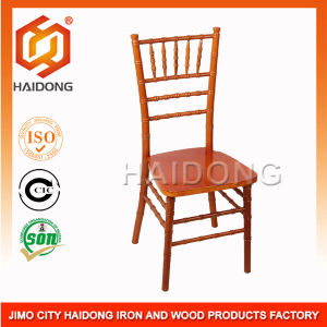 Wood Chiavari Chair for Wedding Event and Party pictures & photos