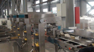 Full Automatic Spaghetti and Noodle Packing Machine with Three Weighers pictures & photos