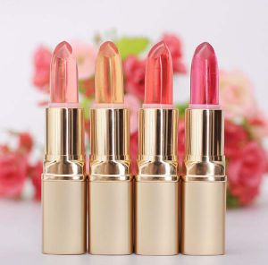 New Cosmetics Makeup Many Colors Gradual Color Change Waterproof Lipstick