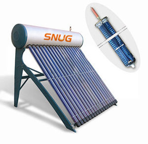 Heat Pipe Solar Energy Water Heater pictures & photos