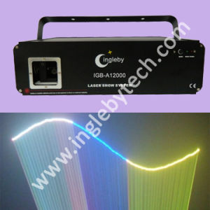 1200mw RGB Animation Decorative Disco Light