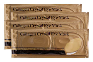 Best Gold Collagen Whitening & Moisturizing Eye Mask Private Label Eye Mask Collagen Eye Mask pictures & photos