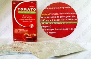 Tomato Plant Slimming Capsule Weight Loss Pills pictures & photos