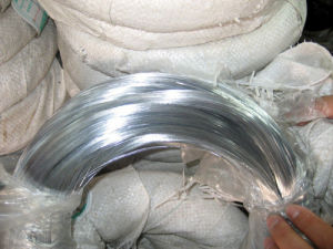 (Electro and hot dipped) Galvanized Iron Wire pictures & photos