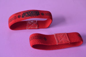 High Quality Logo Print Elastic Wrist Band pictures & photos