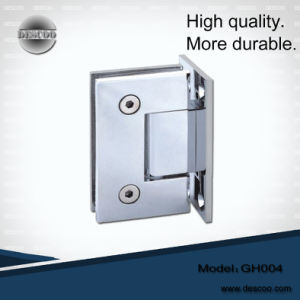 Stainless Steel Glass Hinges -GH004