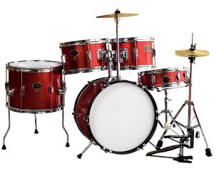 Drum Set/Drum Kit/Junior Drum Set-5 Pieces (DP1651) pictures & photos