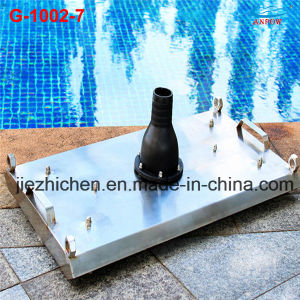 Stainless Steel 1m Vacuum Head with Brushes for Swimming Pools