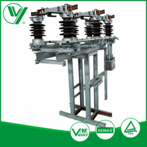 12kv Isolating Switch with Manual Mechanism pictures & photos