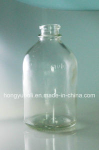 Mold-Formed Glass Bottle