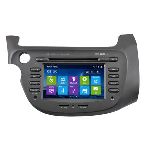 Special Car DVD Player with GPS 3G New Platform for Honda New Fit (IY8013)