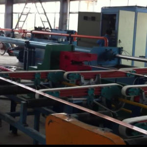 Automatic G Capacity Auto Hydraulic Cold Drawing Machine Copper Rod Copper Busbar Drawing Machine C