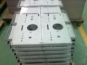 Galvanized Steel Stamping Panel / Plate pictures & photos