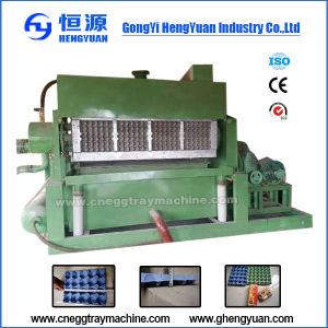 Big Capacity Paper Pulp Egg Box Tray Machine Production Line