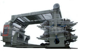 Flexo Printing Machine for Paper and PP/PE pictures & photos