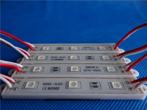5LEDs Epistar Chips Pixel 5050 LED Module for Lighting Sign pictures & photos
