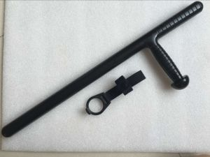 High Quality T Type PC Baton with Nylon Holder pictures & photos