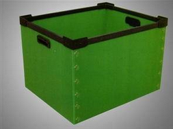 PP Hollow Sheet Box for Packing pictures & photos