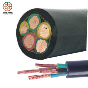 Flexible Rubber Cable, Outdoor Rubber Cable