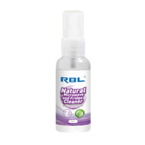 Rbl Natural Micro Wave and Fridge Cleaner 100ml Detergent Bio-Degreaser