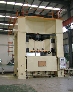 Internal High Pressure Forming Machine (HJ042) pictures & photos