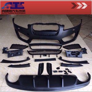 High Quality New Type Jaguar Xf /Xfr-S Modefied Boby Kit