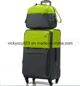 Waterproof Wheeled Trolley Luggage Business Travel Laptop Case Bag (CY9958) pictures & photos