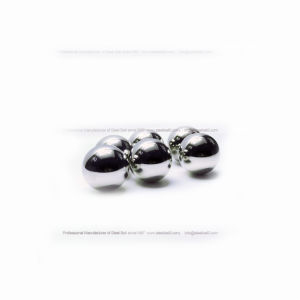 """One 1-1//4/"""" Inch G500 Utility Grade Carbon Steel Bearing Balls"""
