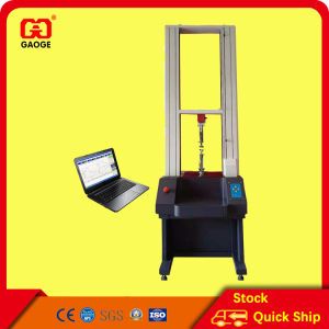 Touch Screen Woven Fabric Tensile Strength Tester