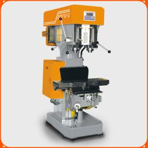 Vertical Twin-Spindle Drilling and Tapping Machine Tool for Faucet (ZS4150*2A)