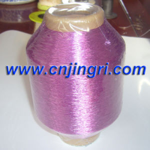 600d Pure Metallic Yarn with Cotton or Polyester or Viscose Rayon for Morocco Market pictures & photos