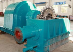 Horizontal Pelton Turbine Unit/ About 1000m Water Head/ Water Turbine pictures & photos