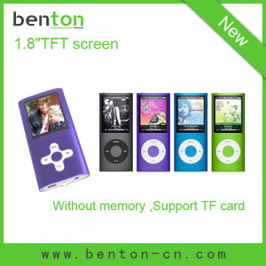 1.8 Inch TFT Card Slot MP4 Player (BT-P204N)