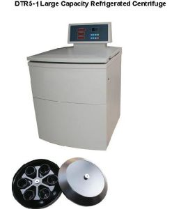 Large Capacity Refrigerated Centrifuge (DTR5-1) pictures & photos