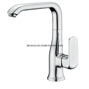 Kitchen Swiveling & Thickening Sink Water Tap (DCS-804) pictures & photos