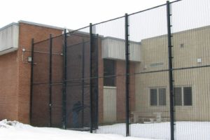 Wire Mesh Fencing/Safety Powder Coating Fence