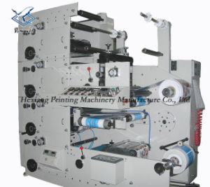 RY520-4B flexo printing machine