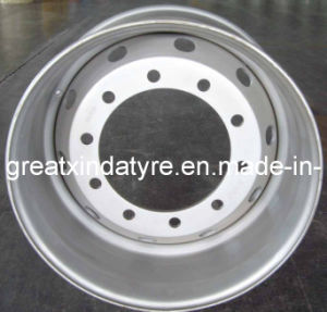 High Quality Truck Steel Wheel 22.5 (22.5X11.75) pictures & photos