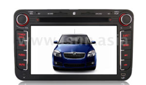 Car DVD Player with GPS for Skoda Fabia (TS7166)