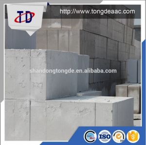 Manufacturer of Autoclaved Aerated Concrete AAC Block