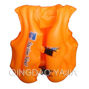 PVC Inflatable Children Swimsuit (YJ07-25)