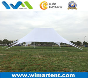 Wimar Star Shade Canopy Tent for Trade Fairs