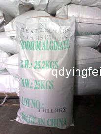 High Gel Sodium Alginate